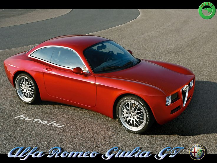 Nice rendition/concept of the classic Giulia