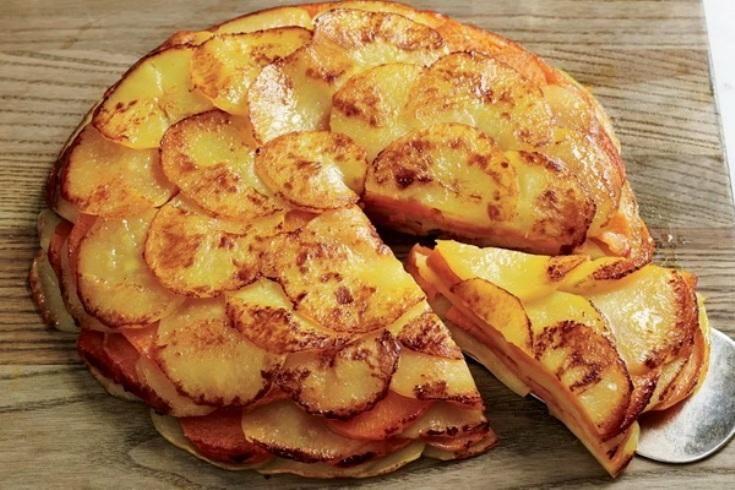 картофель буланжер рецепт с фото мехди