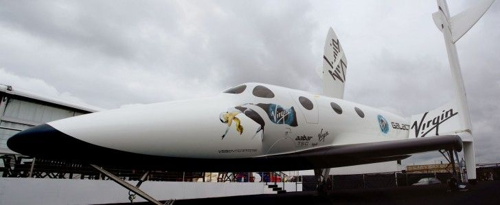 Virgin Galactic headline Farnborough Virgin Galactic's SpaceShipTwo provides star attraction at Farnborough International Airshow in preparation for a visit by Sir Richard Branson and many of our future astronauts and friends on Wednesday 11 July, 2012. The Virgin Galactic team will be at