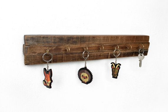 Key Holder  Key Hook  Key Hanger  Key Organizer  Wall by BatLab