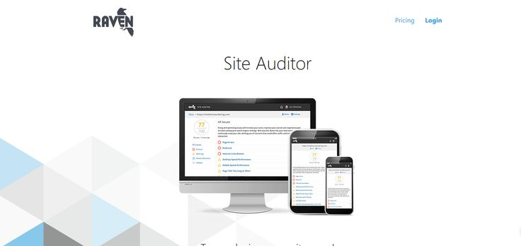 One thing to love about Raven Tool's website auditor is the unlimited campaigns offered on all paid planshttps://goo.gl/T46FCT