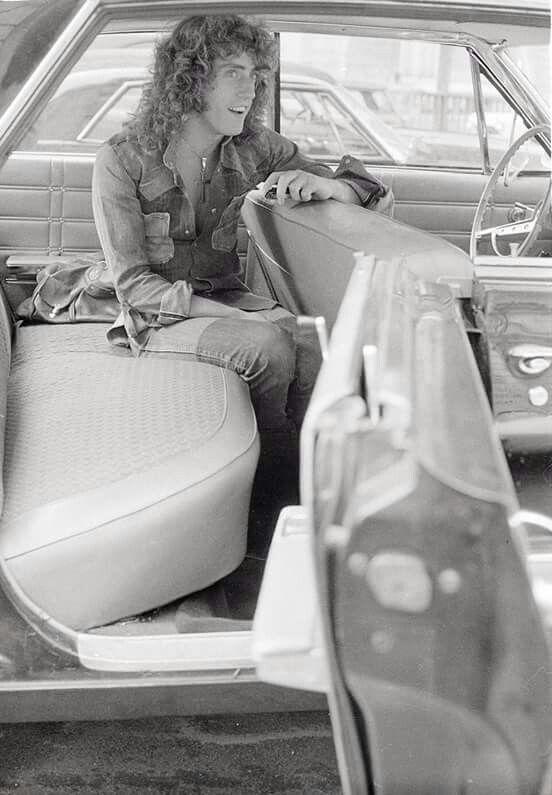 Roger daltrey, the Who