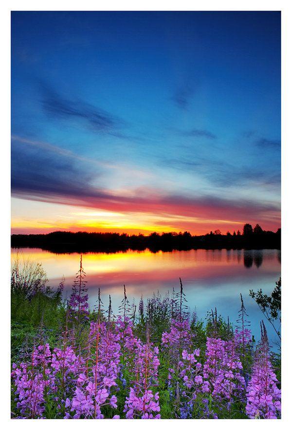 ✯ Oulujoki River - Oulu, Finland