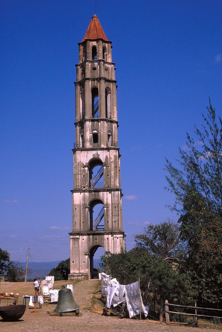 Watchtower- Torre Iznaga Trinidad Cuba | CUBA | Pinterest ...