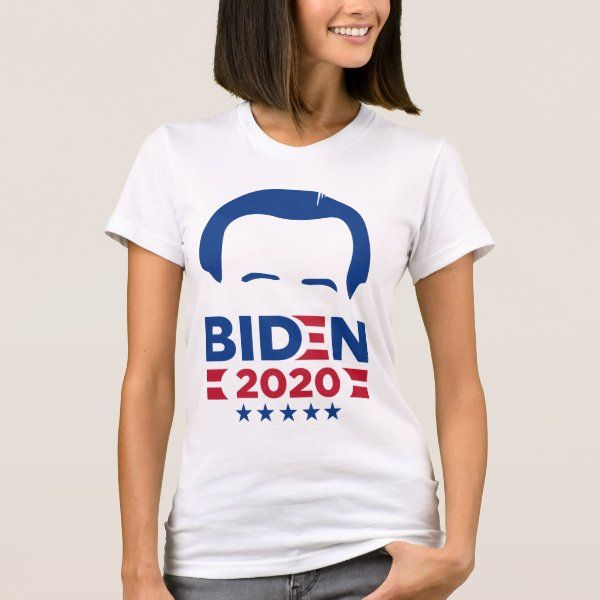 Biden 2020 T Shirt In 2020 T Shirt Shirts Fashion