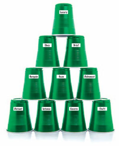 Grades 4-5: Vocabulary Games | I would use this for sight word reading practice in K-2.