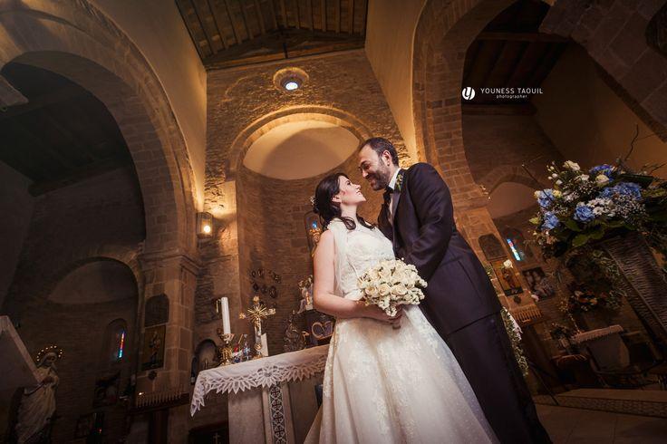 Matrimonio nella chiesa della Madonna del Casale a Pisticci (Matera), wedding in the Madonna del Casale church