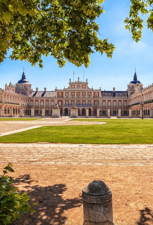 Royal Palace of Aranjuez, Madrid, Spain (Photographer: Alejandro Cárdaba Rubio)