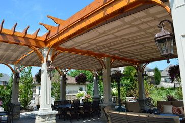 Retractable Canopies, Vaughan - shadefx - retractable awnings