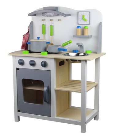 Take A Look At This Mini Kitchen By MaMaMeMo On Zulily Today