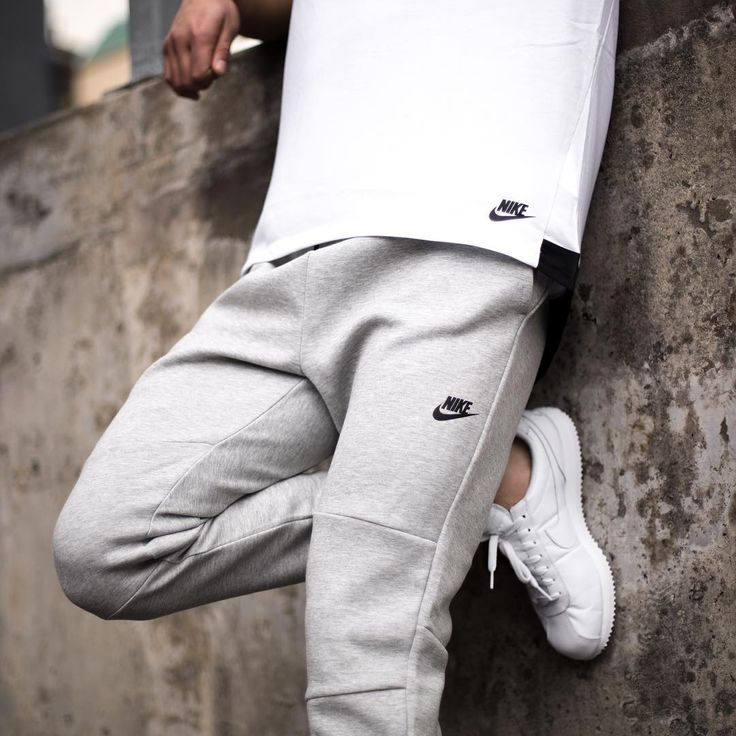 How the Nike Tech Pant made it cool to wear sweat pants in public