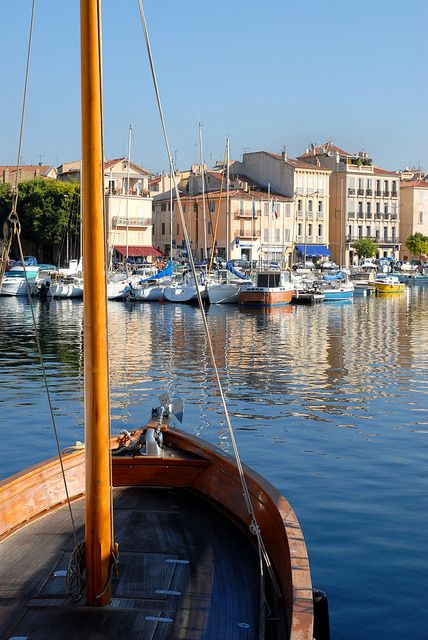 Port Ciotat ~ Côte d'Azur , France.  Neat place to visit, would rather stay in Cassis.