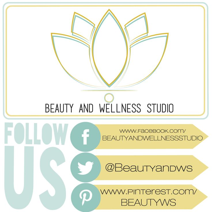 We are in your network! FOLLOW US!  --->>>The #BestOnlineStore   https://www.facebook.com/beautyandwellnessstudio   https://twitter.com/BeautyandWS  http://www.pinterest.com/beautyws/