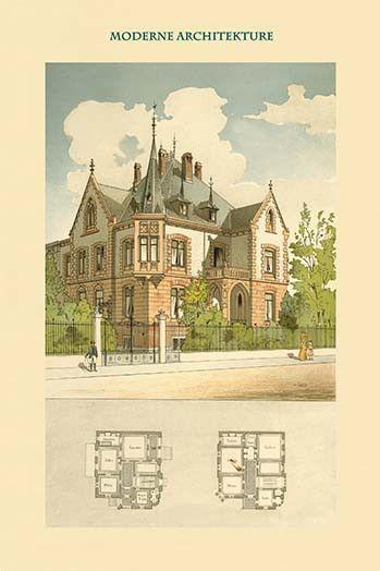 1243 best images about classique on pinterest mansions for Architecture classique
