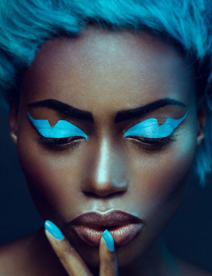 Blue Makeup: 43 Best Belle Knox Images On Pinterest