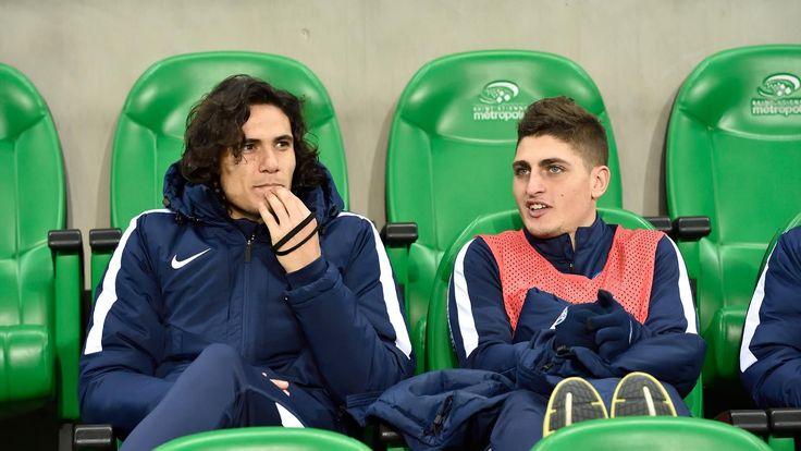 """Le rêve Verratti et la """"solution"""" Cavani : la Juve espère plus que jamais faire son marché au PSG - Transferts 2015-2016 - Football - Eurosport Mercato"""