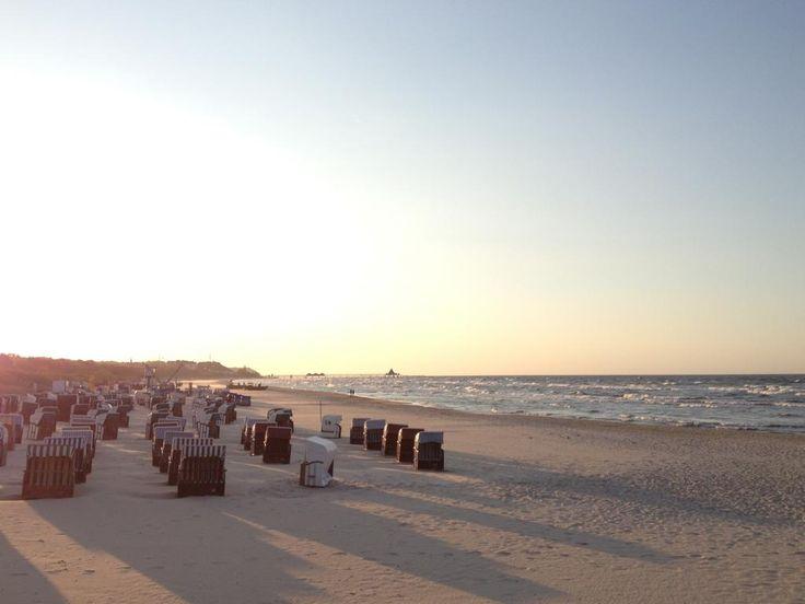 Usedom, Swinemünde, Polen toller Urlaub und weite, breite Strände. Ostsee mit flachem Wasser, Sonnenuntergänge wie im Bilderbuch!