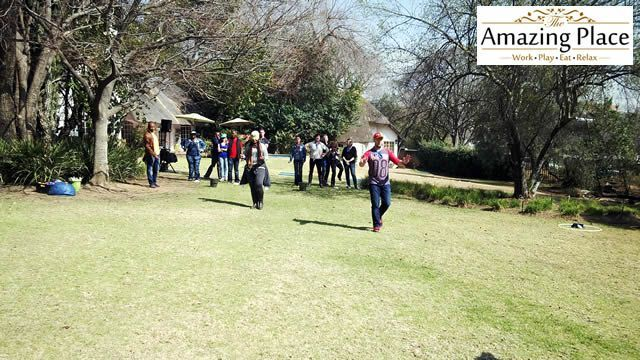 Nobel Biocare South Africa Team Building Event | The Amazing Place #teambuilding #nobelbiocare #sandton