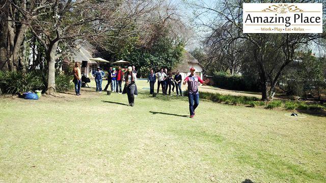 Nobel Biocare South Africa Team Building Event | The Amazing Place #teambuilding #nobelbiocare #sandton