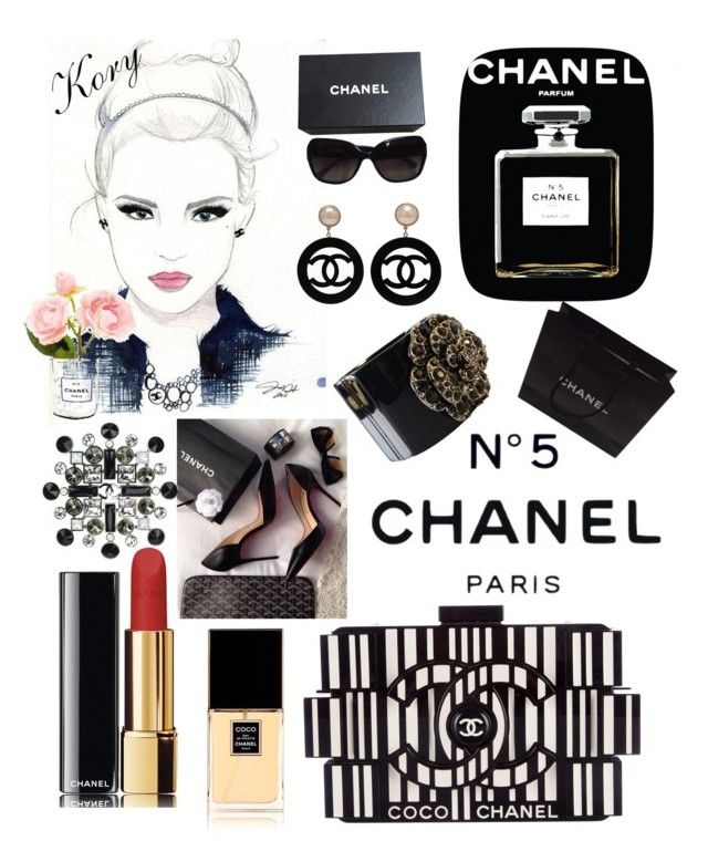 """Chanel"" by cory84 on Polyvore featuring beauty and Chanel"
