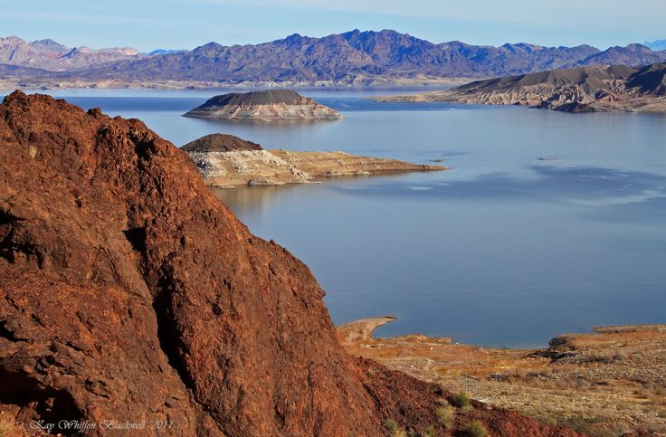 Lake Mead Nat'l Recreation Area, Boulder City, NV (Hoover Dam)