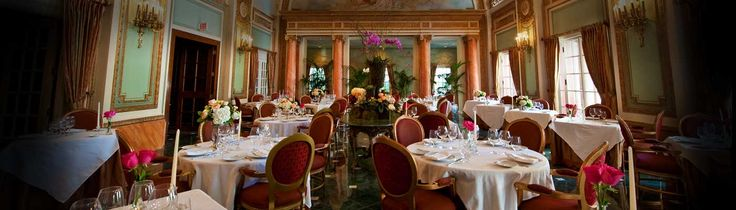 The French Room, Dallas, TX; Zagat Top 25 2013;  $90. American/French.    Jackets are required at this top-flight haute French restaurant in the Hotel Adolphus with a breathtaking, rococo interior, impeccable hospitality and creative, perfectly executed cuisine.