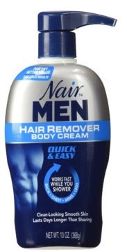 From our online store you can find out Nair for Men Body Cream from men's collection if you are sort of a traditionalist then it is suitable for you, it is having distinctive qualities such as; smooth, a thick formula, http://www.shoppingexpress.pk/nair-hair-removal-cream-prod_696213.html