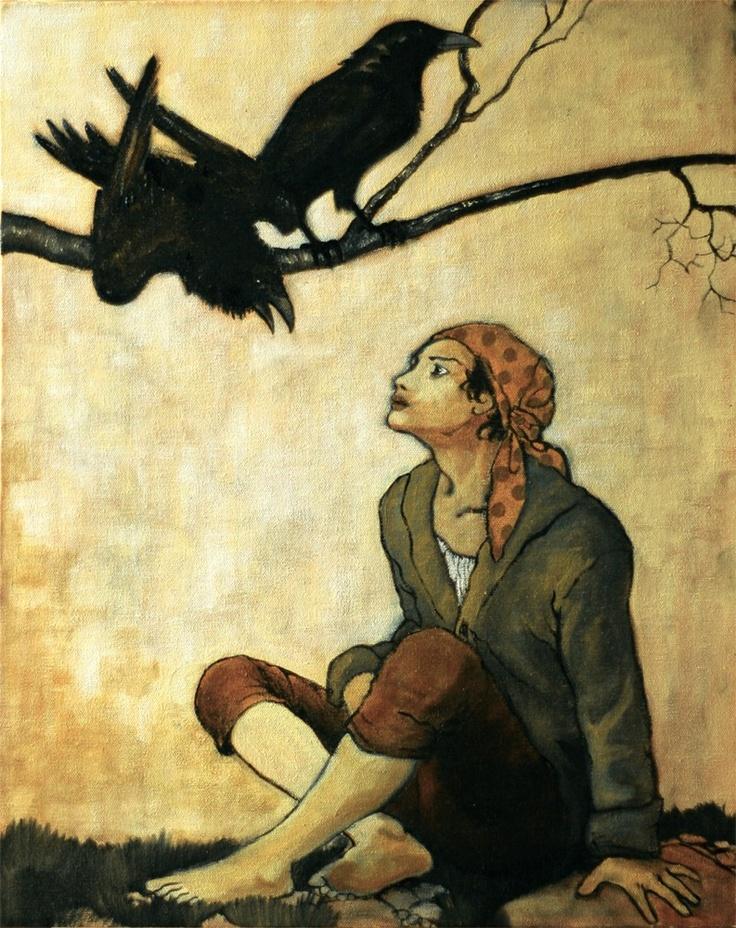 """The Raven's Advice"" by Hannah Stiles"