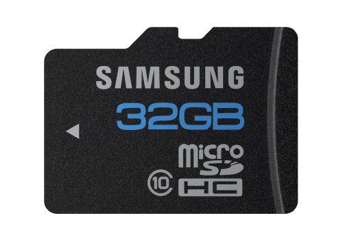 Samsung - Tarjeta de memoria Micro SDHC (clase 10, alta velocidad) negro 32 gb B005FY61EK - http://www.comprartabletas.es/samsung-tarjeta-de-memoria-micro-sdhc-clase-10-alta-velocidad-negro-32-gb-b005fy61ek.html