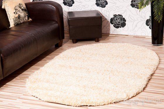 Shaggy saggy 9000 Garlich oval szőnyeg 125x200 cm