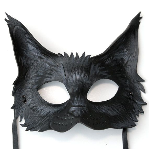 A fantastic addition to Halloween costumes, this fluffy black cat mask is wildly popular among our fans.    Black cats have a rich history in folklore, superstitions, mythology, and history that varies wildly from culture to culture! In Japan and parts of the United Kingdom, black cats symbolize prosperity and good luck. Sailors in need of a ships cat would choose black cats for safe travel. On the other hand, in Western history, black cats are an omen of evil and misfortune. And sometimes…