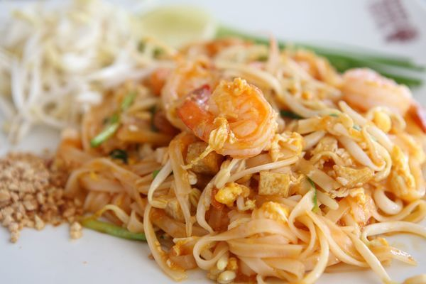 This Traditional Pad Thai Recipe Tastes Just Like Our Favorite Take-Out!