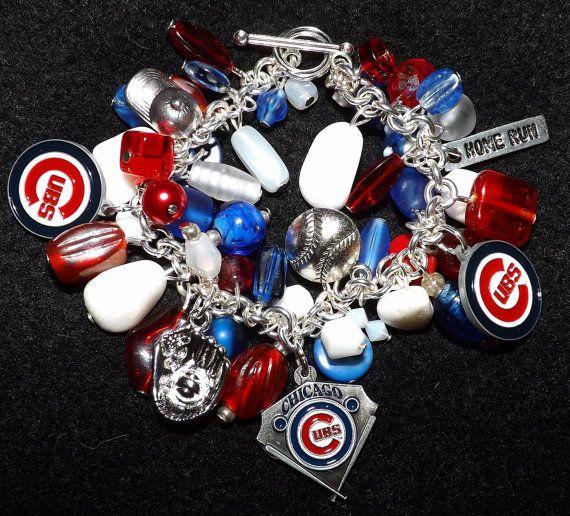Chicago Cubs Bracelet