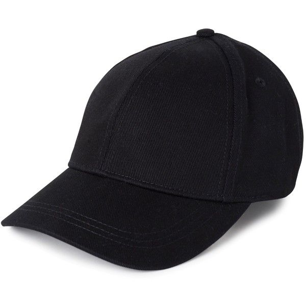 Smash Cap ❤ liked on Polyvore featuring accessories, hats, black cap, baseball cap, cotton hat, baseball caps hats and cotton baseball cap