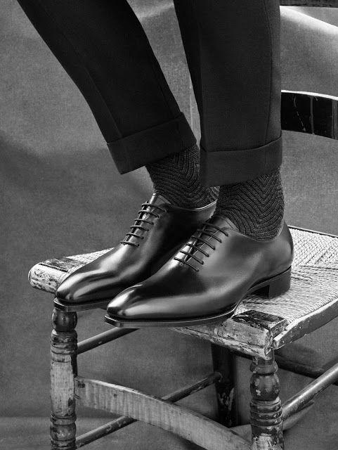 Male Fashion Trends: Alessandro Sartori presenta su primera colección de zapatos para Ermenegildo Zegna
