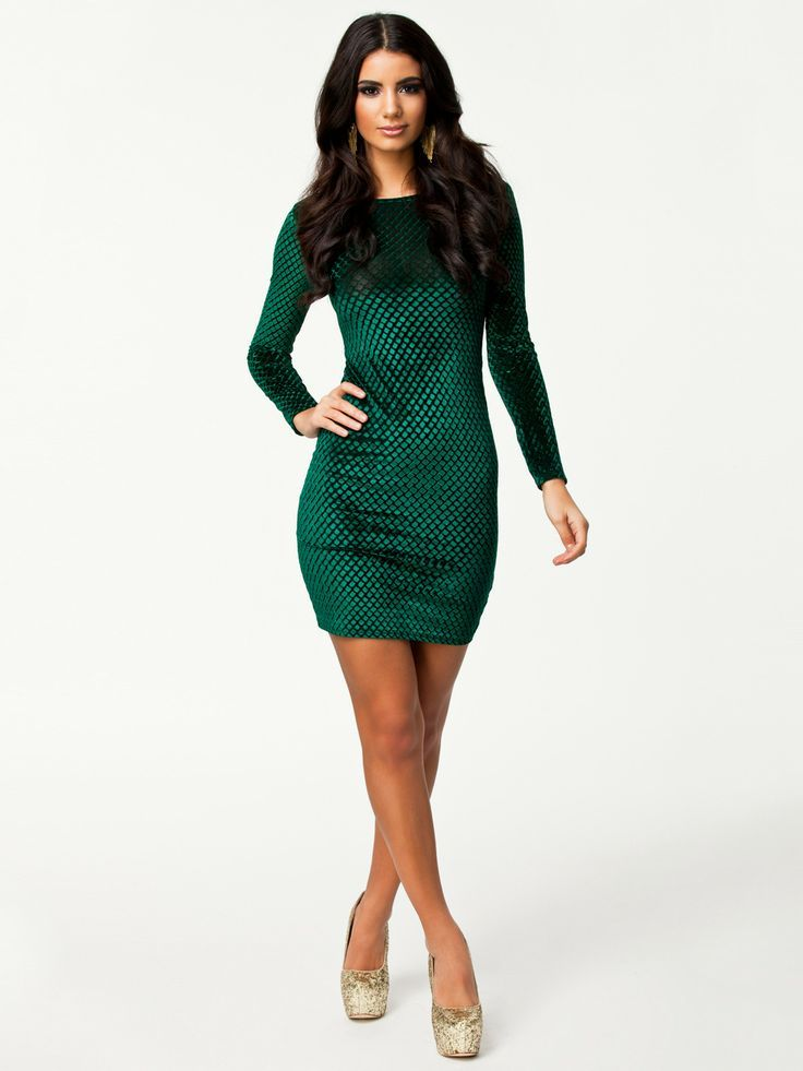 london-green-party-dresses