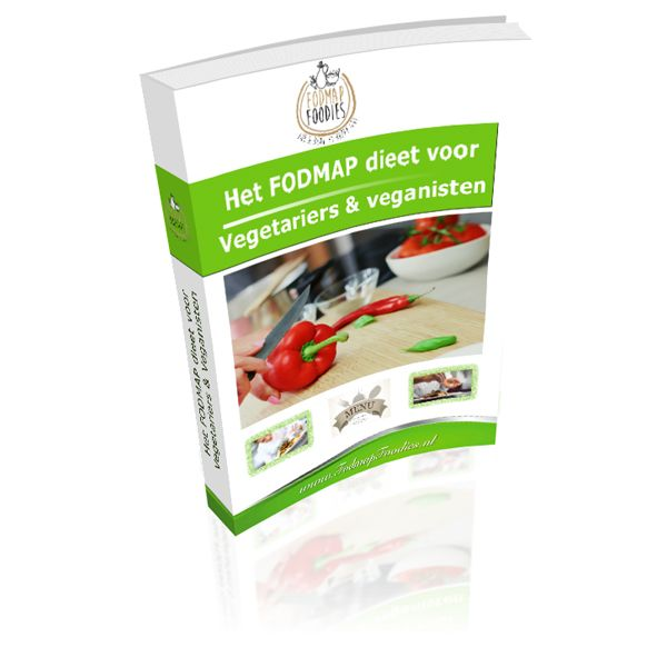 Dit E-book is de plantaardige variant van het E-book 4 FODMAP arme weekmenu's en daarom het perfecte plantaardige hulpmiddel tijdens het FODMAP dieet!