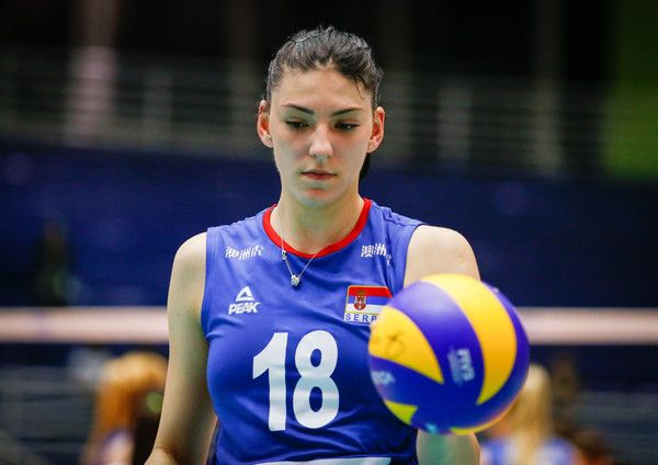 Pin On Serbia Volleyball