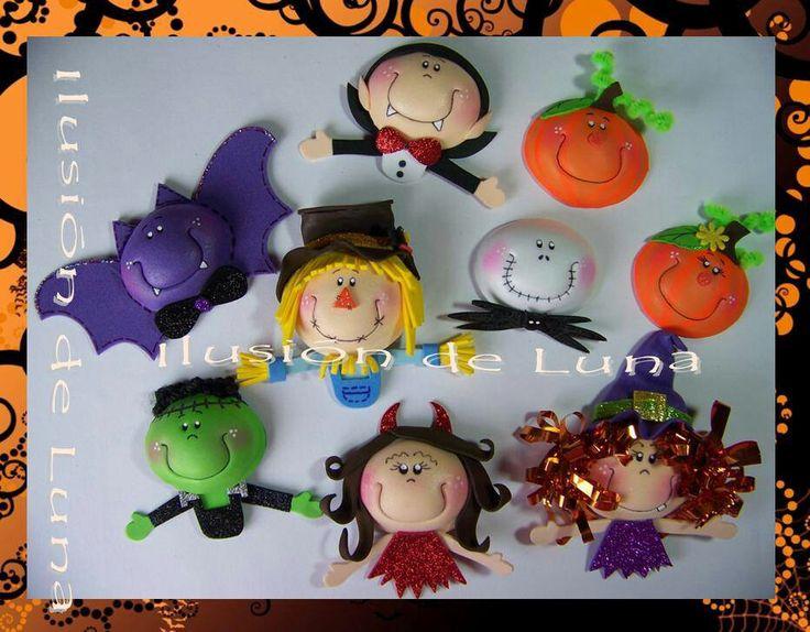 Fomie for halloween
