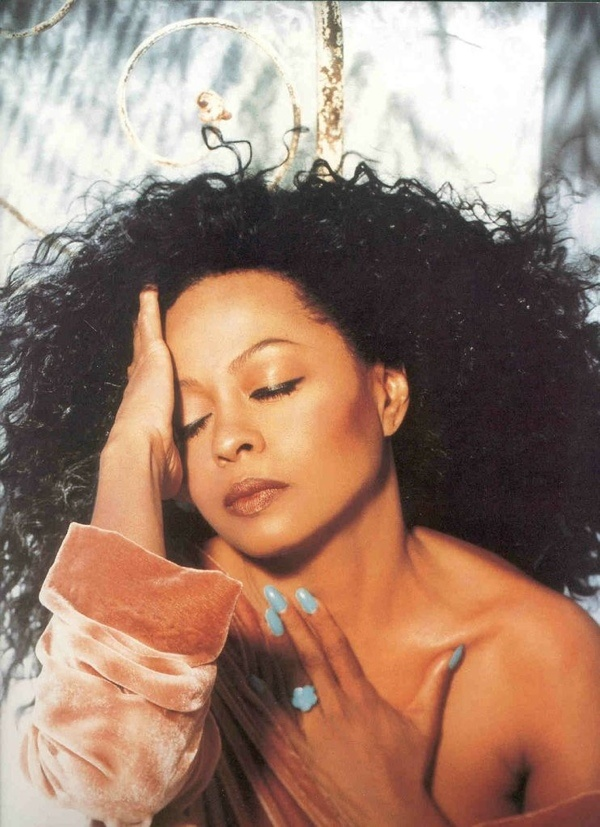 Diana Ross...The Boss