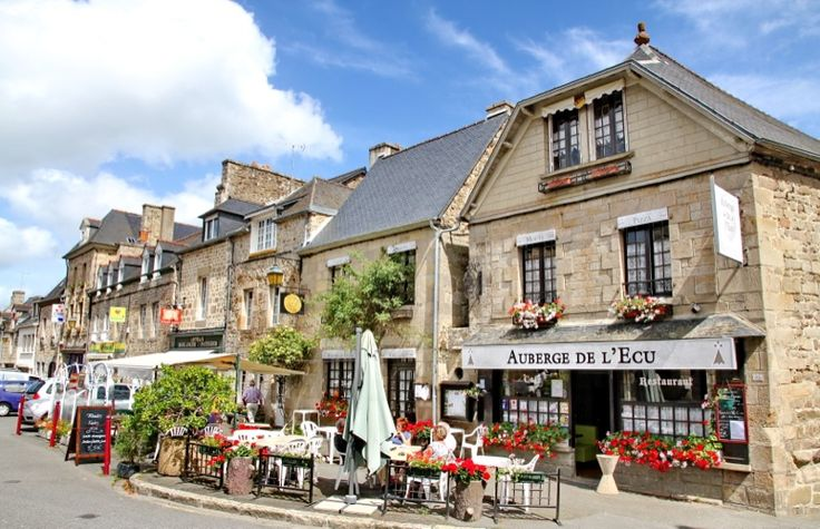 French Immersion Course at French Teacher's home in Northern Brittany - Learn French