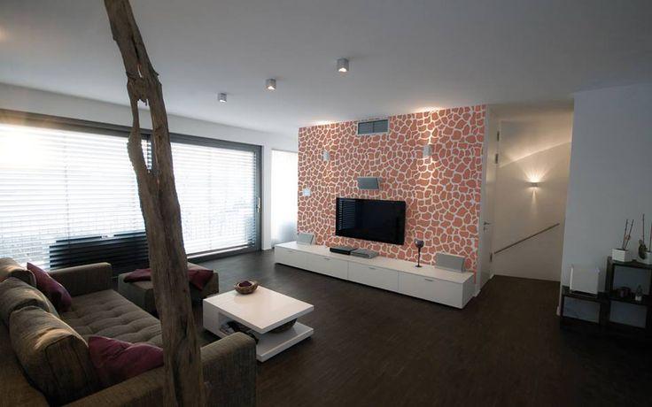 17 best images about revestimientos para muros on for Puntura para interiores