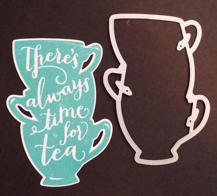 Cuppa Joe $13 - Dies by Dave (Stampin Up A Nice Cuppa)