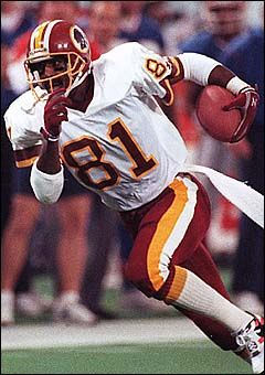 My Husbands Hero, Washington Redskins, Wide Receiver, '08 Hall of Fame Inductee, #81, Art Monk (and my 1000th Pin :) <3