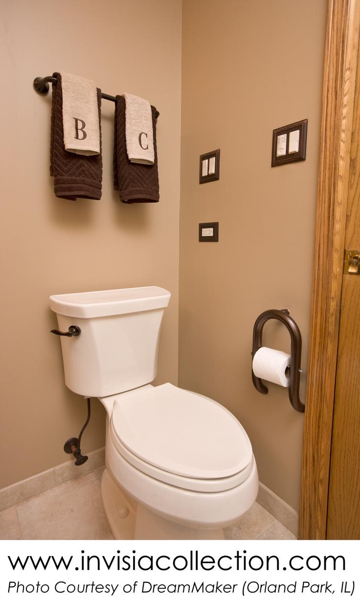 Invisia Toilet Roll Holder Custom Finish The Invisia Collection Is A Series Of Luxury Bath