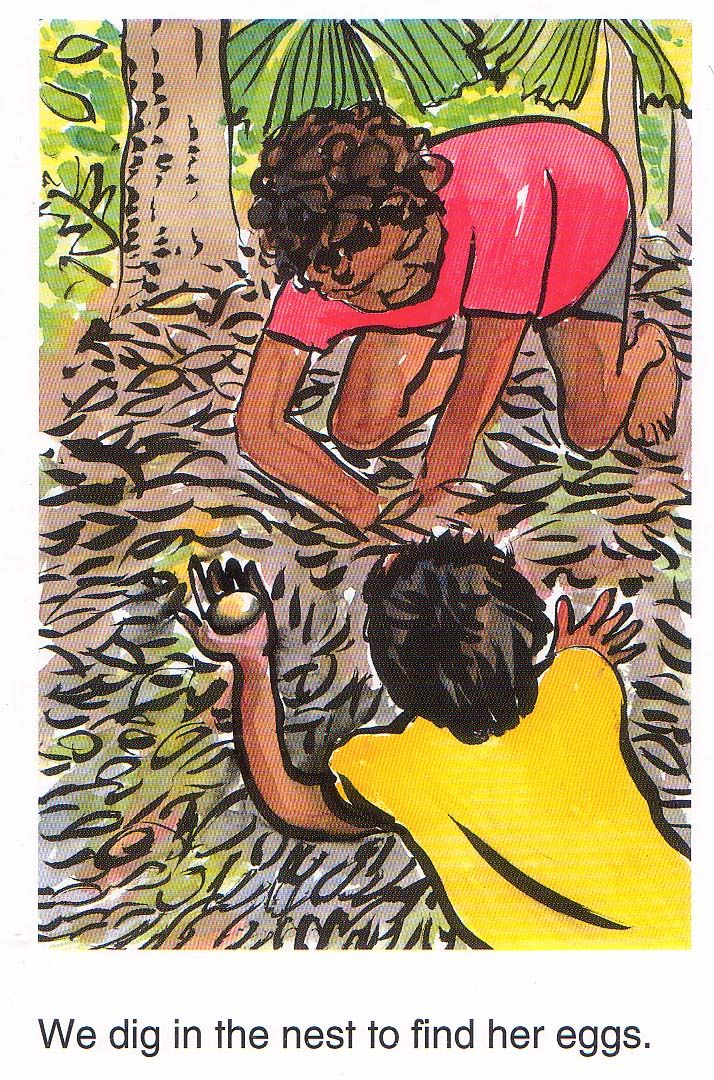#JulieHaysom #illustration #ink #watercolour #indigenous #children