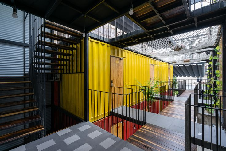 Gallery of Ccasa Hostel / TAK architects - 1