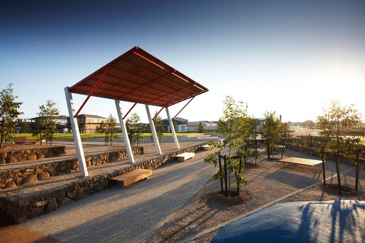 Rooke reserve CGP landscape architecture 03 « Landscape Architecture Works | Landezine