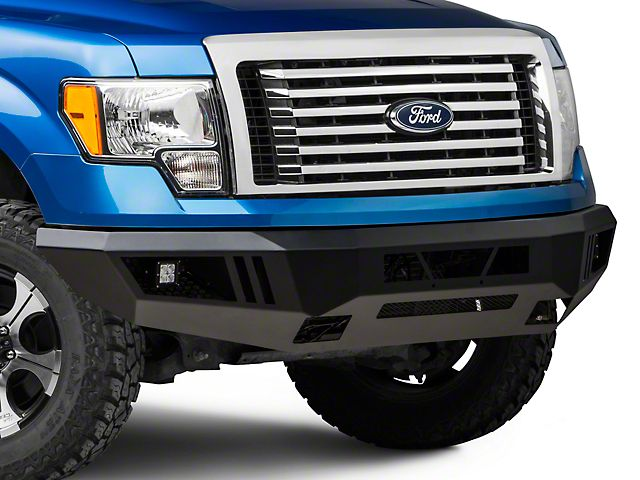 Barricade F 150 Extreme Hd Front Bumper With Led Fog Lights T528774 09 14 F 150 Excluding Raptor Led Fog Lights Ford F150 Ford Accessories