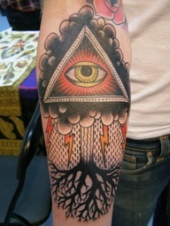 21 Best Eye Of God Tattoo Ideas Images On Pinterest
